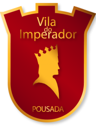 Logo da pousada Vila do Imperador